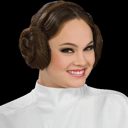 Adult Princess Leia Headband