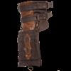 Steampunk Leather Belt Pack