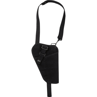 Black Canvas .45 Shoulder Holster