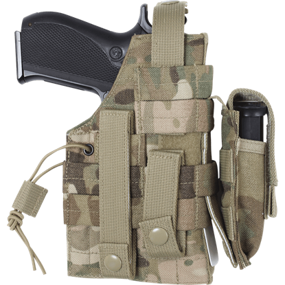Multicam Modular Pistol Holster