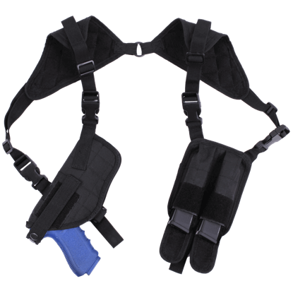 Left or Right Shoulder Pistol Holster