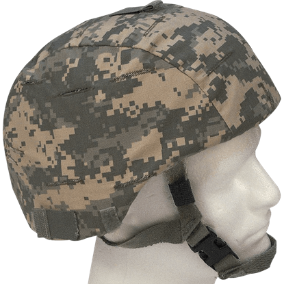 ACU Digital Camo Helmet Cover