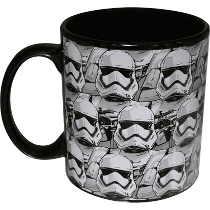 Jumbo Stormtrooper Pattern Mug