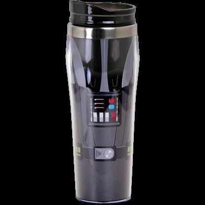 Star Wars Vader Uniform Plastic Travel Mug
