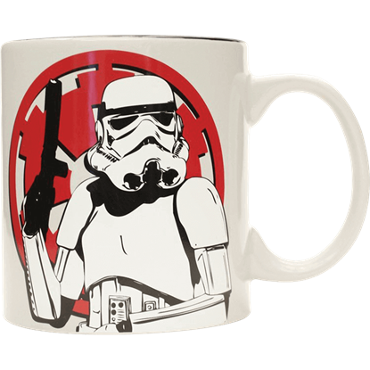Jumbo Stormtrooper Mug