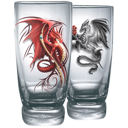 Wyvern Water Glass Set
