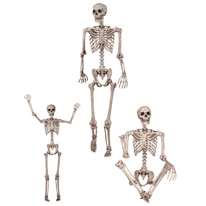 Pose And Stay Skeleton