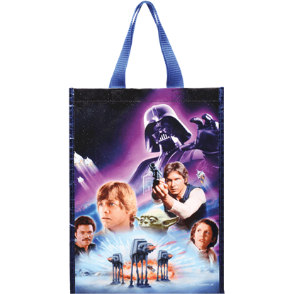 Star Wars The Empire Strikes Back Tote Bag