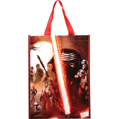 Star Wars The Force Awakens Tote Bag