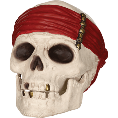 Pirate Skull Decoration