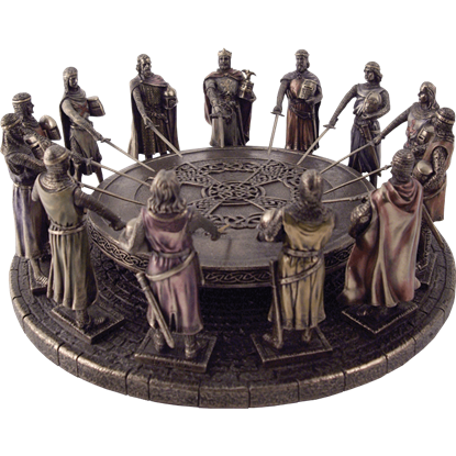 The Round Table Statue