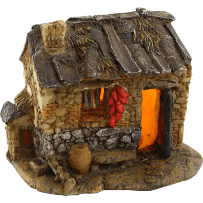 Light Up Garden Fairy Home