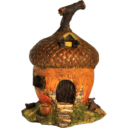 Acorn Fairy Home