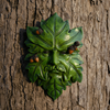 Acorn Greenman Plaque