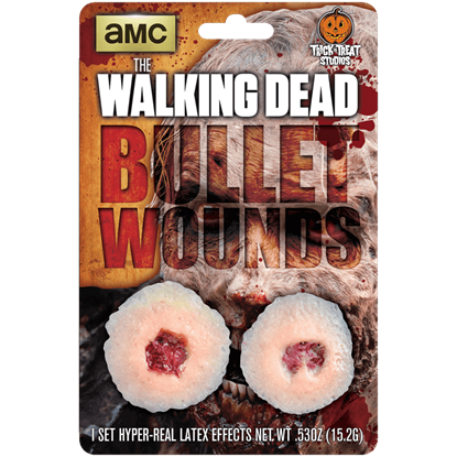 Walker Bullet Wound Appliance