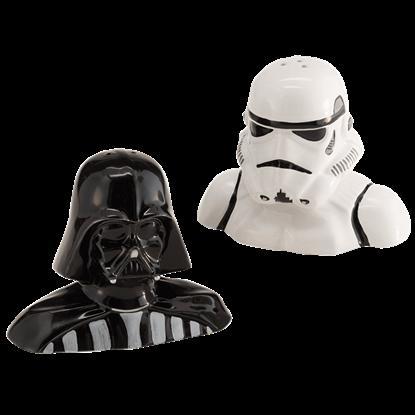 Star Wars Villain Salt and Pepper Set