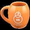 Force Awakens BB-8 Oval Ceramic Mug
