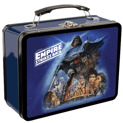 Empire Strikes Back Tin Lunchbox