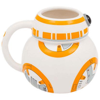 Star Wars BB-8 Ceramic Sculpted Mug