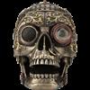 Articulated Steampunk Skull