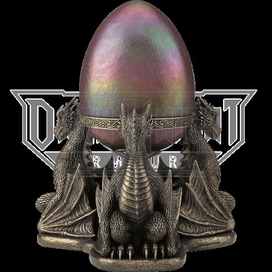 Dragon Egg Lamp
