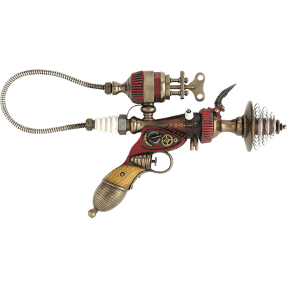 Steampunk De-Optimizer Pistol
