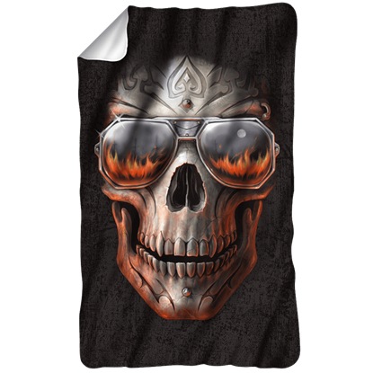 Anne Stokes Hellfire Fleece Blanket