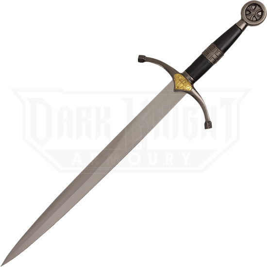 Antiqued Templar Dagger