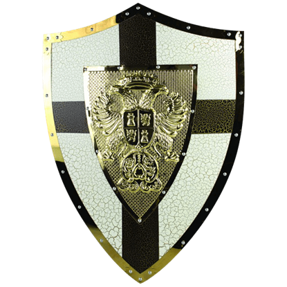 Holy Roman Empire Cross Shield