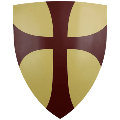 Crusader Knight Shield of Ibelin