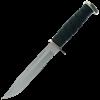 Chrome USMC Fighting Knife