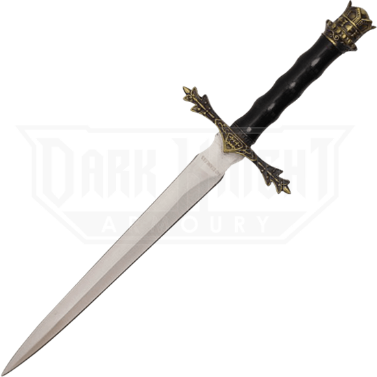 Angelic Medieval Dagger with Sheath