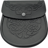 Embossed Medieval Sporran Pouch