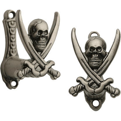 Pirate Sword Hangers