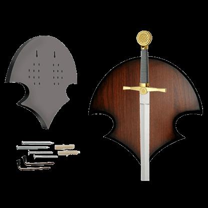 Crest Universal Sword Plaque