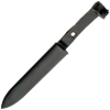 Black WWI Knuckle Duster Trench Knife