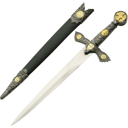 Knights of Templar Dagger