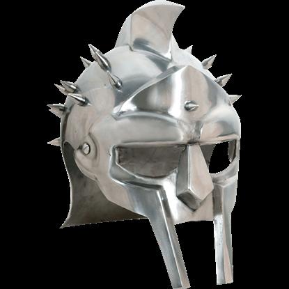 Gladiator Spiked Helmet