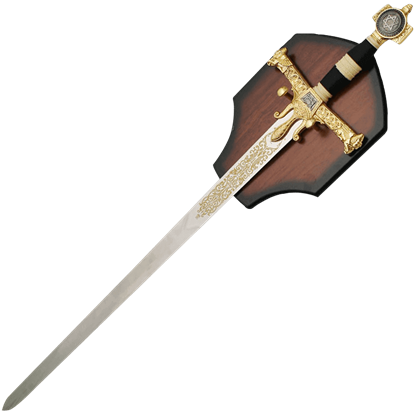 Golden Solomon Sword