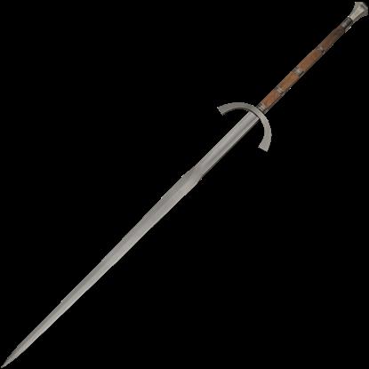 Medieval Battle Greatsword