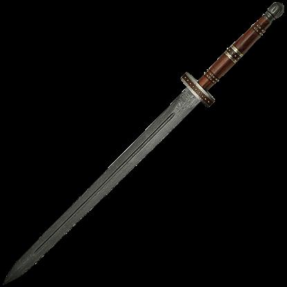 Imperial Damascus Sword