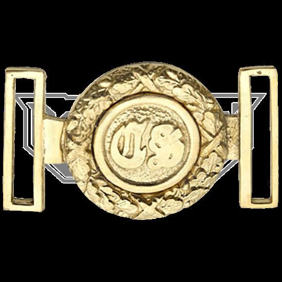 Brass CS Belt Buckle