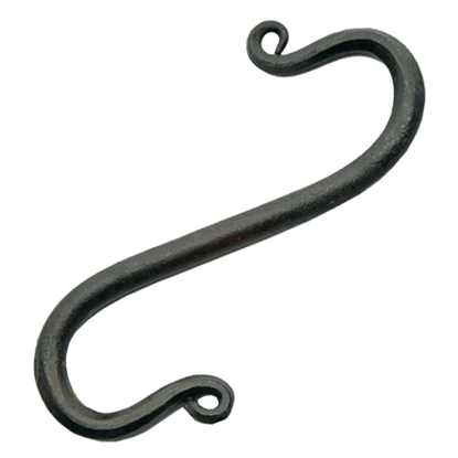Large Medieval S Hook