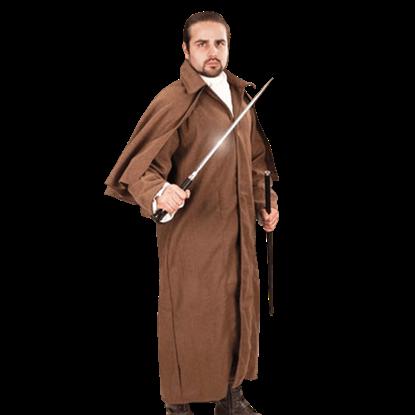Brown Baker Steet Coat