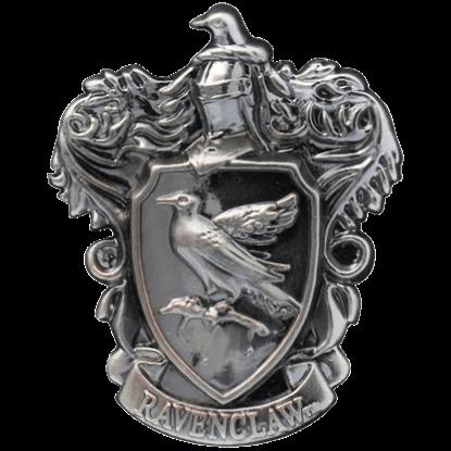 Ravenclaw Crest Lapel Pin