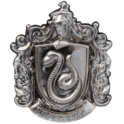 Slytherin Crest Lapel Pin