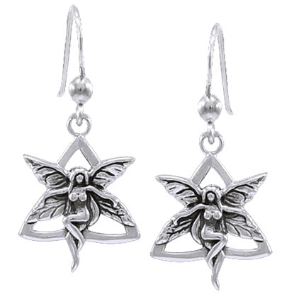 Trinity Fairy Earrings