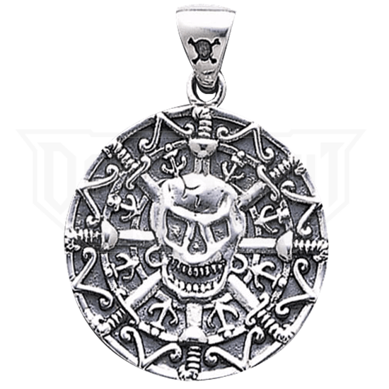 Pirate Coin Pendant
