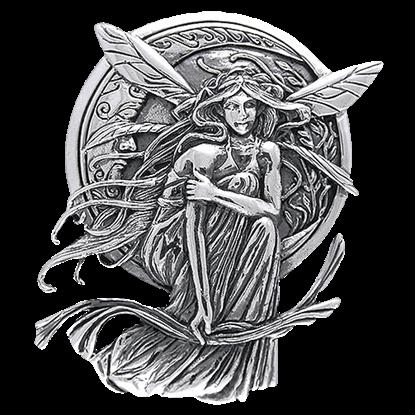 Bella Luna Fairy Pendant