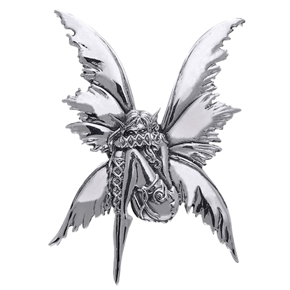 Bashful Fairy Pendant